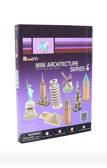 Beados | Mini Architecture Series Construction Set