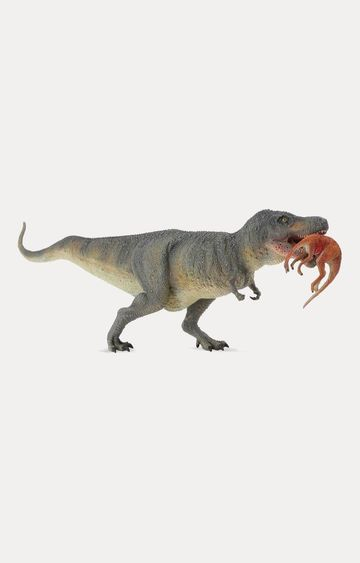 Beados | Collecta Tyrannosaurus Rex with Prey Struth