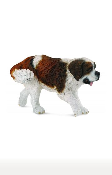 Hamleys | Collecta St Bernard Figure