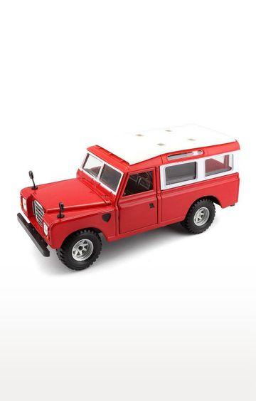 Beados | Bburago 1 - 24 Land Rover