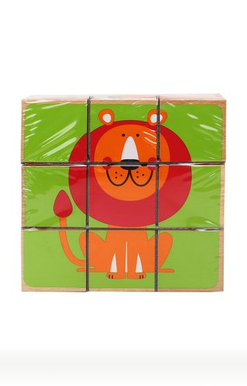 Beados | Zoo Animals Block Puzzle