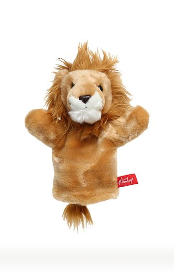 Hamleys | Brown Lion Soft Toy