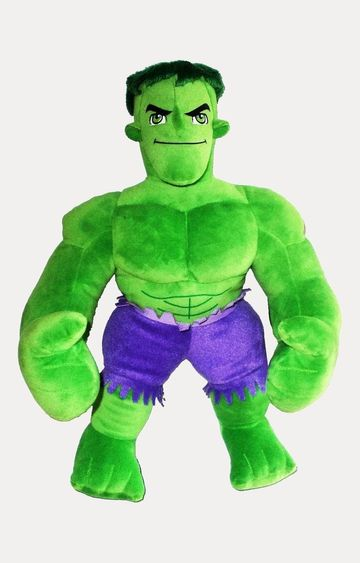 Beados | Marvel Hulk Green Plush Figure