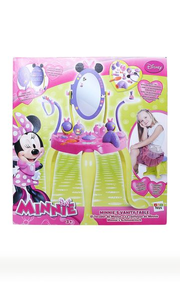 Beados | Minnie Vanity Set with Legs And Stool