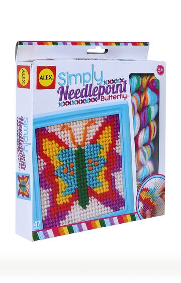 Beados | Needlepoint Butterfly Stitching Game