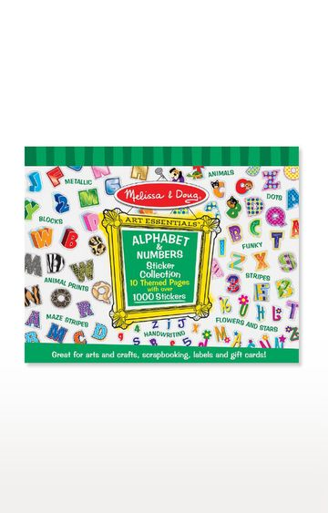 Beados | Sticker Collection - Alphabet and Numbers Case Pack 3 Sticker Collection - Alphabet and Numbers Case Pa