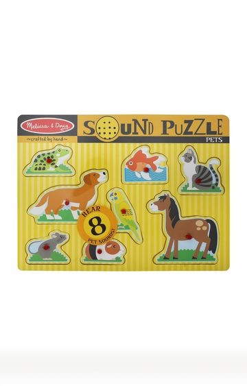 Hamleys | Pets Sound Puzzle