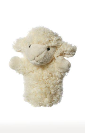 Hamleys   Lamb Hand Puppet