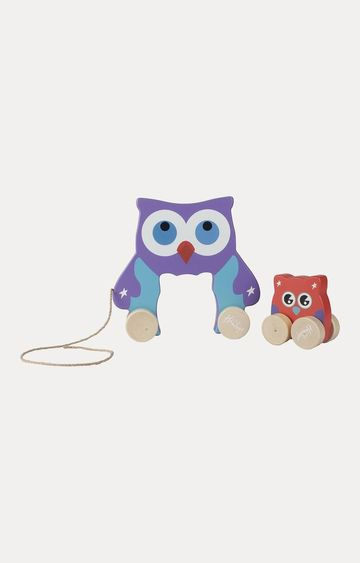 Beados | Pullalong Mom and Baby Owl