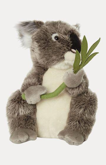 Hamleys   Grey and White Koala Soft Toy