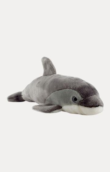 Hamleys | Grey Daphne Dolphin Soft Toy