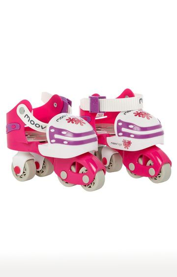 Hamleys | Moovn'go Pink Roller