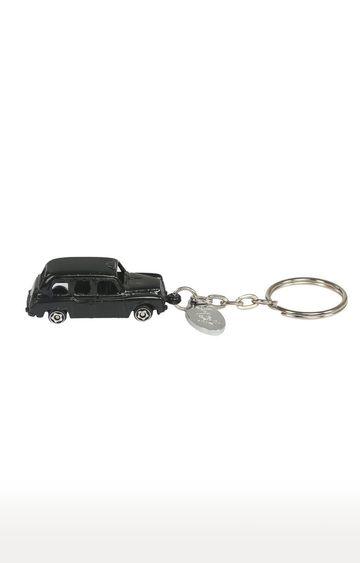 Hamleys | Black Diecast Taxi Key Ring