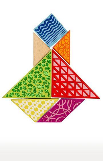 Beados | Mi Patterned Tangrams