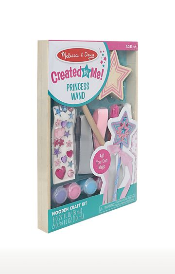 Beados | Crafted By Me Princess Wand Craft Kit