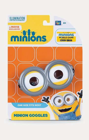 Hamleys | Minions Yellow Minion Goggles