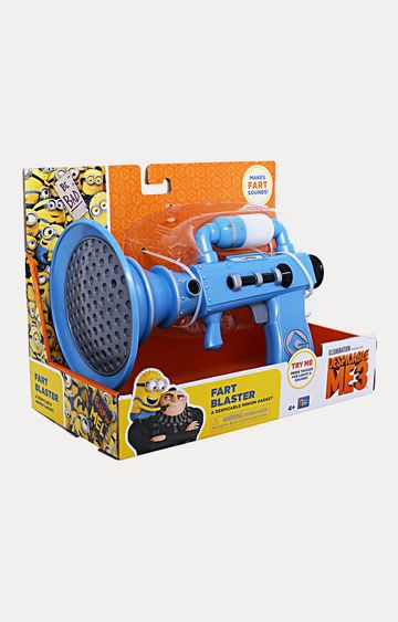 Beados | Blue Despicable Me Fart Blaster Gun