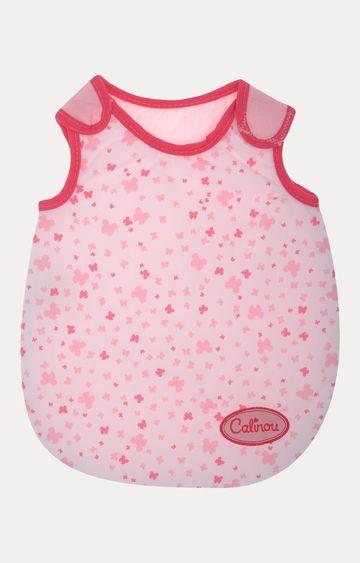 Hamleys | Calinou Pink Baby Sleeping Bag