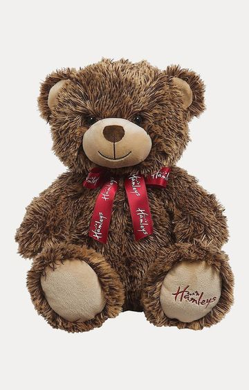 Hamleys | Mocha Bear Soft Toy
