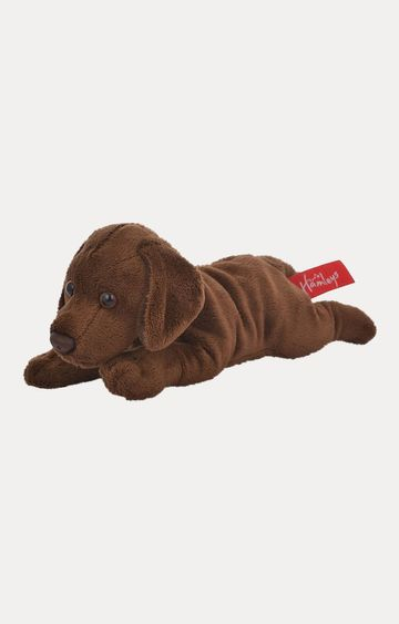 Beados | Brown Labrador Plush Toy