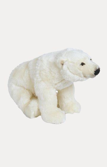 Hamleys   Pasha Polar Bear Soft Toy