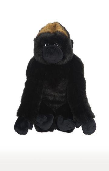 Hamleys   Black Gideon the Gorilla Soft Toy