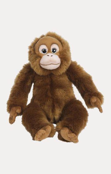 Beados | Brown Orang-utan Soft Toy
