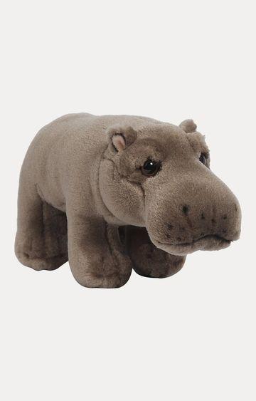 Hamleys   Grey Baby Hippo