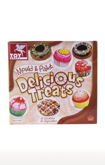 Beados | Mould & Paint Delicious Treats Craft Game