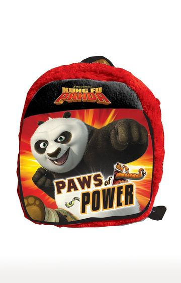 Hamleys | Madagascar Kung Fu Panda Plush Bag