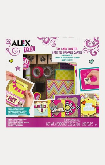 Beados | Alex Toys Craft Do-It-Yourself Card Crafter