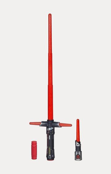 Beados | Red Star Wars The Force Awakens Kylo Ren Deluxe Electronic Lightsaber