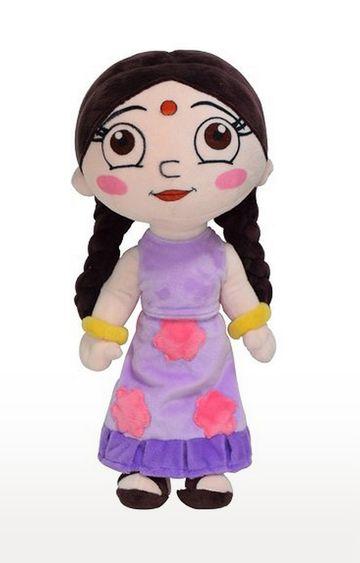 Beados | Chhota Bheem Chutki Plush Toy - 33cm