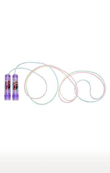 Beados | Mesuca Purple Frozen Plast Jump Rope