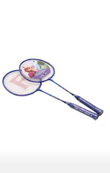 Hamleys | Mesuca Purple Disney Frozen Badminton Racket Set with Cover