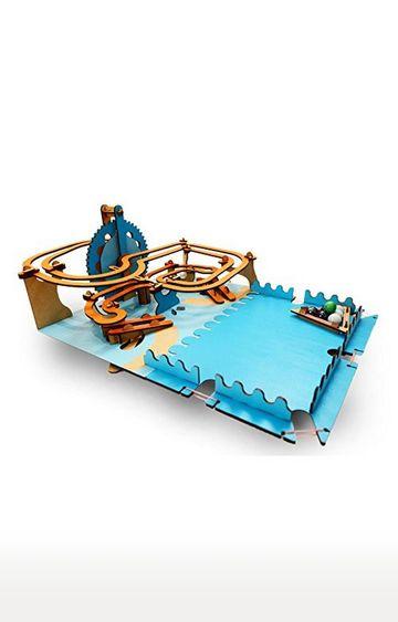 Hamleys | Smartivity Roller Coaster Marble Slide Educational Toy