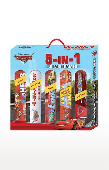 Hamleys | Sterling 5 in 1 Carpet Games Car