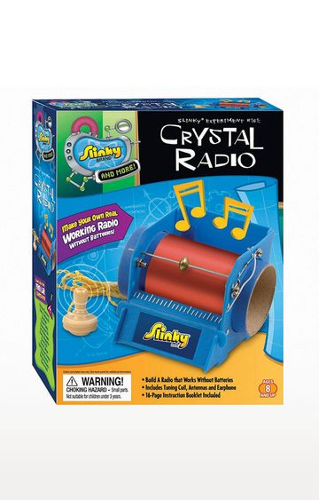 Beados | Poof Slinky Crystal Radio Kit