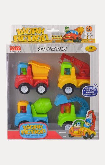 Beados | Comdaq Construction Vehicles