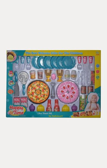 Hamleys | Comdaq Cake and Pizza Dinner Set