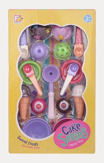 Hamleys | Comdaq Multicoloured Desserts Set