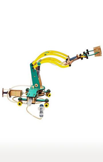Beados | Smartivity Pump It Move It Hydraulic Crane Educational Toy