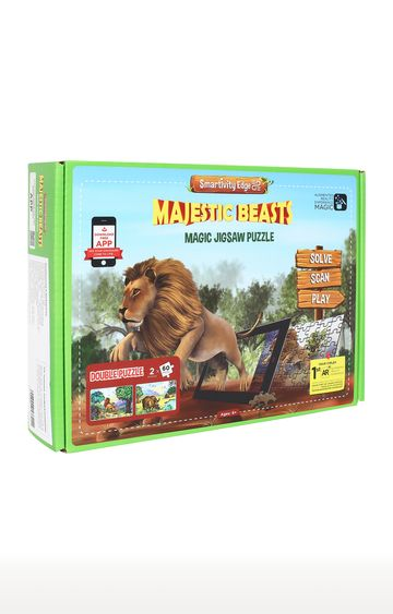 Beados | Majestic Beasts Magic Jigsaw Puzzle
