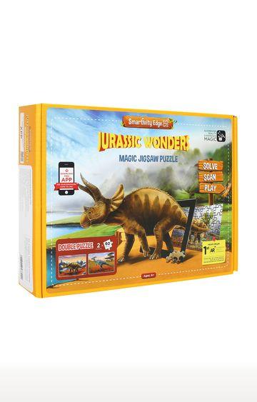 Beados | Jurassic Wonders Magic Jigsaw Puzzle