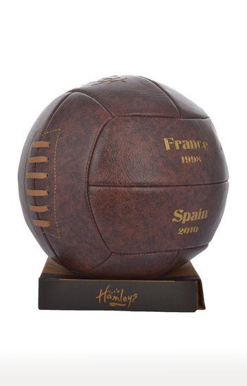 Hamleys | Brown World Cup Champion Single Tone Football