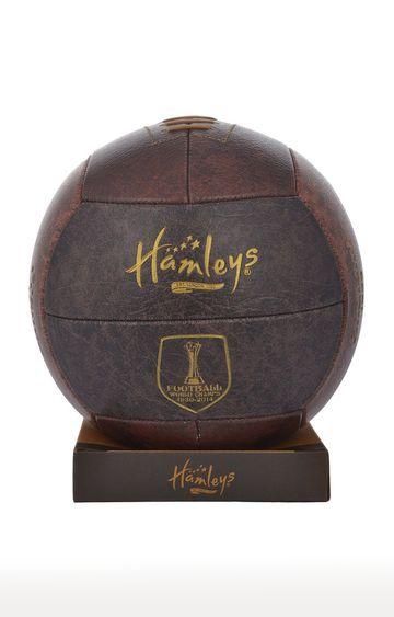 Hamleys | Brown World Cup Champion Three Tone Football