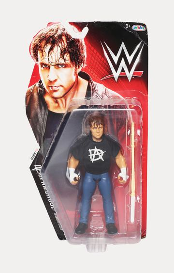 Beados | WWE Deluxe Dean Ambrose Figure