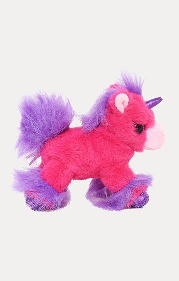 Beados | Keel Glitter Gems Unicorn Soft Toy
