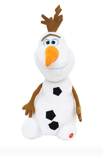 Beados | Disney Olaf Plush with LED and Music