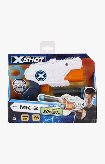 Beados | X-Shot Barrel Breaker Blaster Gun with 6 Darts